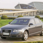 Audi A6 Limousine Neues Modell Motor