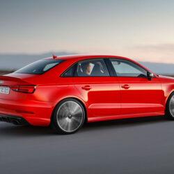 Audi Rs3 Limousine Neues Modell Modell