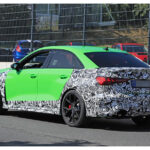 Audi Rs3 Neues Modell Fotos