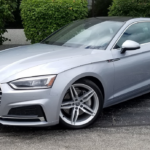 Neues Audi A5 Modell Motor