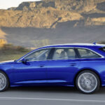 Neues Audi A6 Modell Innere
